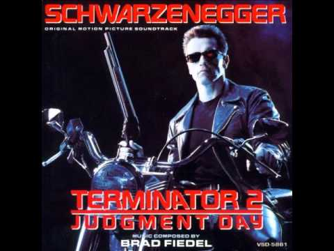 Terminator II  Soundtrack Main Theme