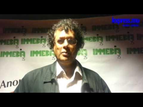 Festival de théâtre: Rama Poonoosamy de l'agence Immedia fait son bilan
