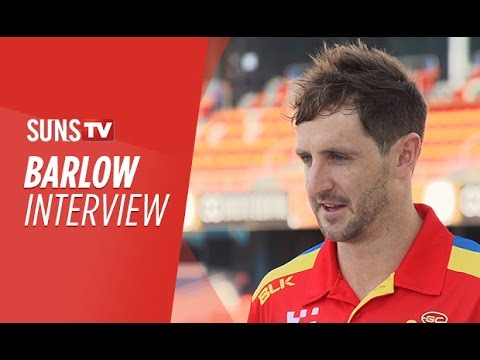 SUNS TV: Michael Barlow