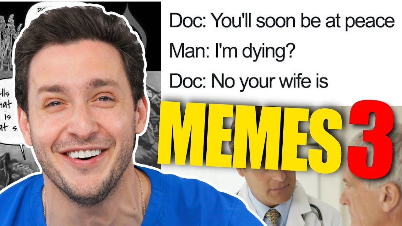 Doctor Reacts to: WILD MEDICAL MEMES EP  3