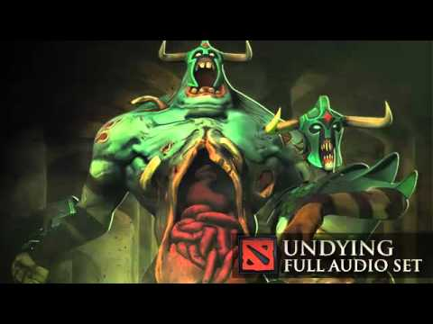 dota 2 undying audio set youtube