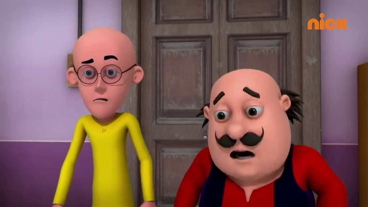 Motu Patlu | Season 5 | Magical Tattoos | Episode 203 Part 2 | Voot Kids