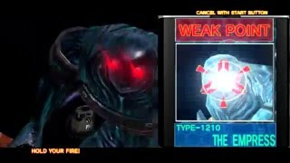 HD The house of the dead 4 Stage 3 boss clear (60 FPS)