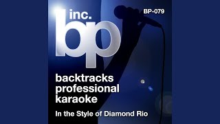 Beautiful Mess (Karaoke Instrumental Track) (In the Style of Diamond Rio)