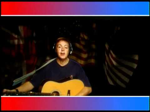 Paul McCartney - Freedom (promo only)