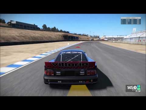 Project CARS - USA - Mazda Raceway Laguna Seca Gameplay (PC HD) [1080p]