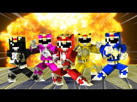 WILL THE POWER RANGERS SURVIVE!?... - THE SERIES [19] Custom Mod Adventure