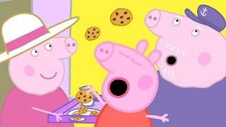 Peppa Pig en Español Episodios completos ❤️ Los Abuelos ❤️ Pepa la cerdita