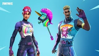 Playing Fortnite - Playing with the Shining Bomb Skin and buying it today