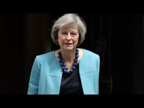 Theresa May Será Primera Ministra Del Reino Unido