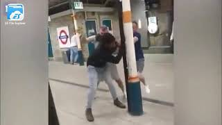 STREET FIGHT COMPILATION 2018