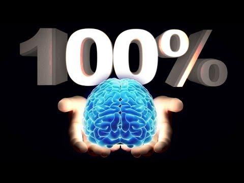 QUE PASA CUANDO ACTIVAMOS EL 100% DEL CEREBRO