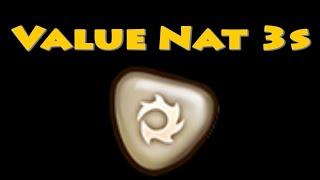 YDCB Summoners War - Value Nat 3s (Light) + Stream Notice