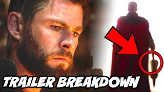Avengers Endgame Super Bowl Trailer Breakdown and Easter Eggs Hindi