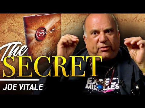 WHAT THE SECRET IS ALL ABOUT - The Law of Attraction Dr Joe Vitale | London Real