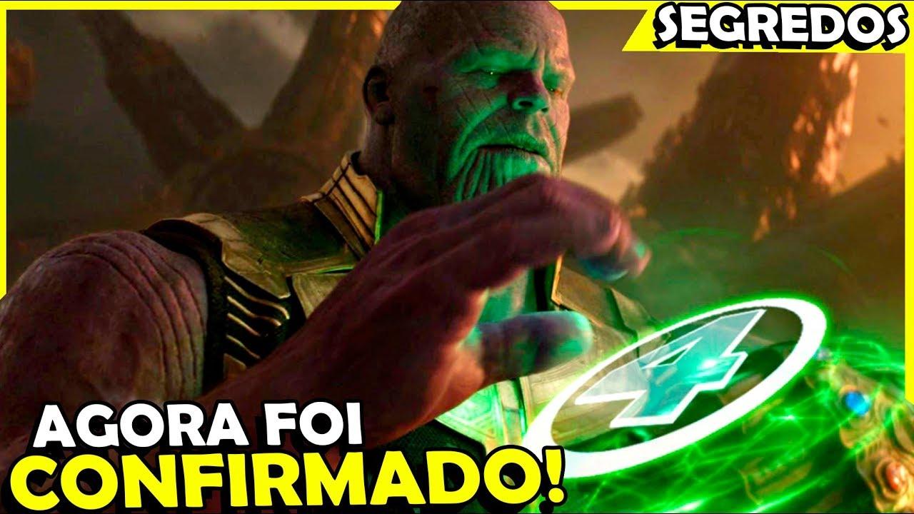 10 SEGREDOS de Guerra Infinita que só foram REVELADOS AGORA!