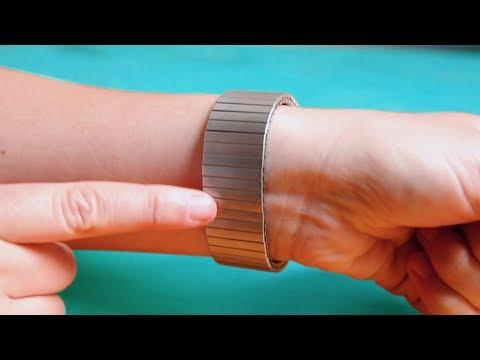 c57c96820cbbd5 Speidel Twist-O-Flex Stainless Steel Apple Watch Band [CoM Watch Store] -  YouTube