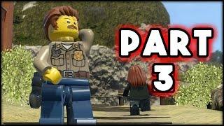 LEGO City Undercover - LBA - Episode 3 - 100 GOLD BRICKS!