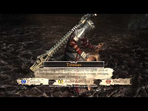 Xbox 360 Longplay [120] Dante's Inferno (part 2 of 2)