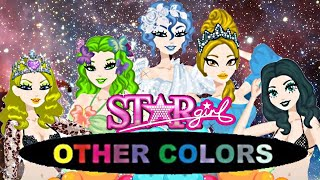STAR GIRL: OTHER COLORS App Mod (NO ROOT/CASUAL WAY)PART1 | 2016