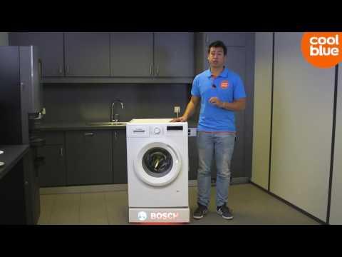 Bosch WAN281G1FG Wasmachine Review