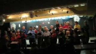 Song of Peace sung by Toronto Song Lovers choir