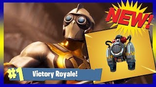*PS4 Live* /New Jet Pack + Solid Gold V2 Returns!! //Interactive Stream / (Fortnite Battle Royale)