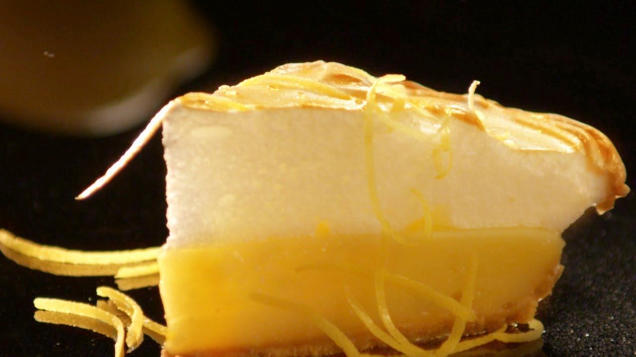 Amerikanische Zitronentorte Mit Baiser Lemon Meringue Pie Youtube