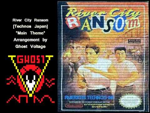 River City Ransom - Main Theme (50's Style)