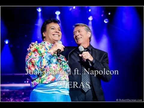 Juan Gabriel- veras ft. Jose Maria Napoleon LETRA