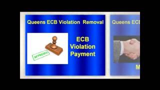 ECB VIOLATIONS REMOVAL