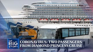 Coronavirus: Two more deaths from Diamond Princess cruise ship