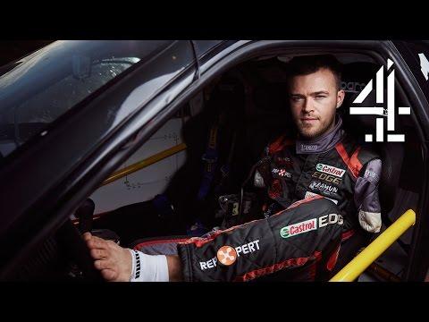 Professional Racing Driver Bartek Ostalowski: Superhuman Stories