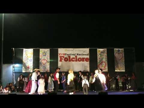 G.F. São Martinho do Campo-Santo Tirso no XVIII Festival Nacional de Folclore do Besclore - 2017