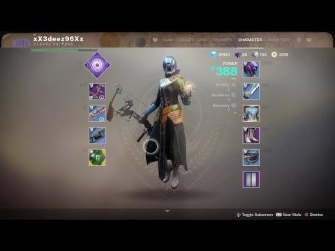 Destiny 2 - Forsaken - Part 12 (Warlock Part 1)