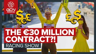 The Most Lucrative Contract In Pro Cycling History?   GCN Racing News Show