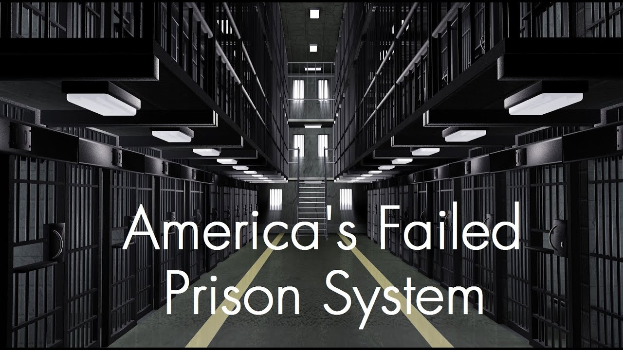 America's Prisons - The Largest and Most Ineffective Prison System in the World  (Full Documentary)