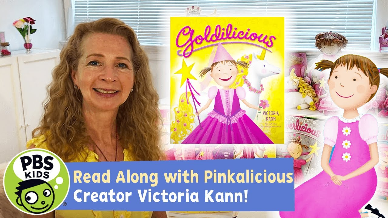 Goldilicious | Pinkalicious READ ALONG! | PBS KIDS