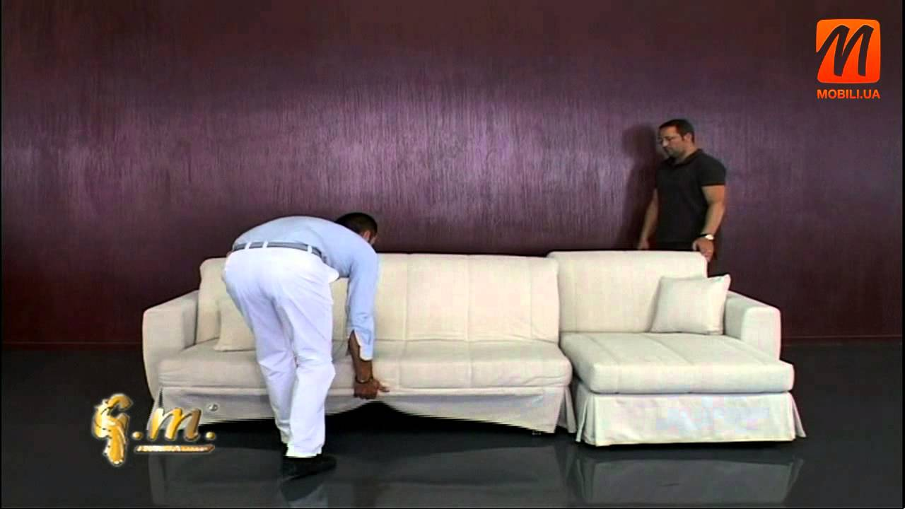 Презентация углового дивана Текни TM Blest - YouTube