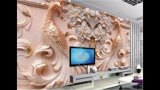3D wallpaper for wall/House/Flat/Home(AS Royal Decor)
