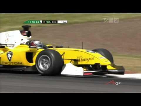 A1GP   2008 2009   Round 4   Race 1