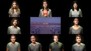 Studio Accantus - Uwolnij nas (Książę Egiptu) - otwarcie piątego sezonu Video
