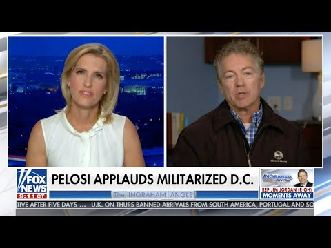 Rand Paul has dire warning about future of Republican Party if GOP supports Trump impeachment