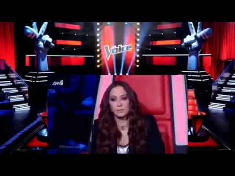 THE VOICE GREECE SEASON 2 BATTLE 4 Part 2