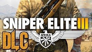 Sniper Elite 3 DLC Traque du loup gris [HD]