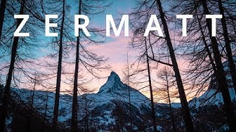 ✈︎ SUISSE | Vlog voyage et ski à Zermatt, Mont Cervin.