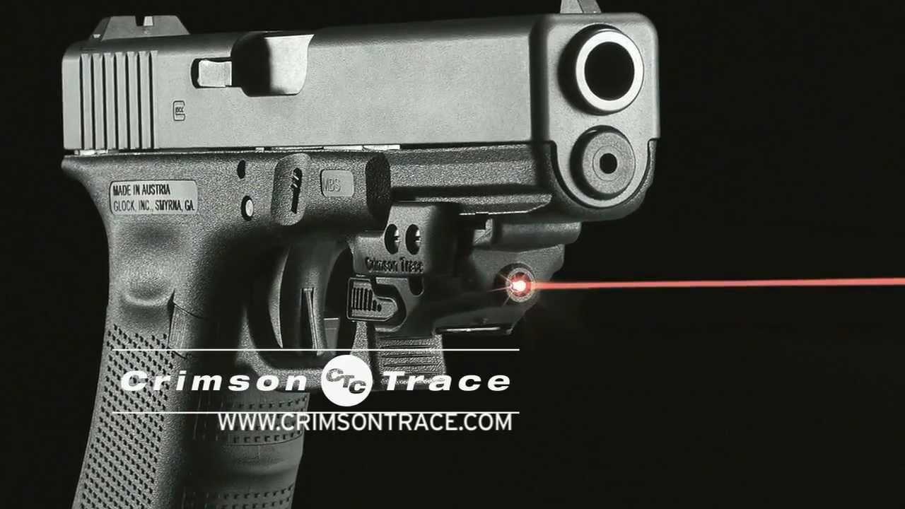 Crimson Trace | Rail Master Universal Laser Sight