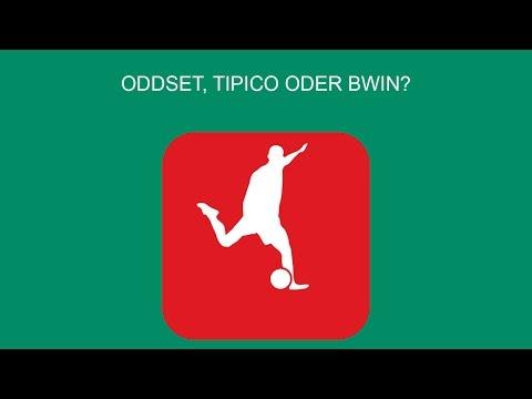 Bei Oddset, Tipico oder Bwin Sportwetten platzieren? von YouTube · HD · Dauer:  8 Minuten 19 Sekunden  · 148 Aufrufe · hochgeladen am 04/11/2016 · hochgeladen von SportwettenQuotenTipps