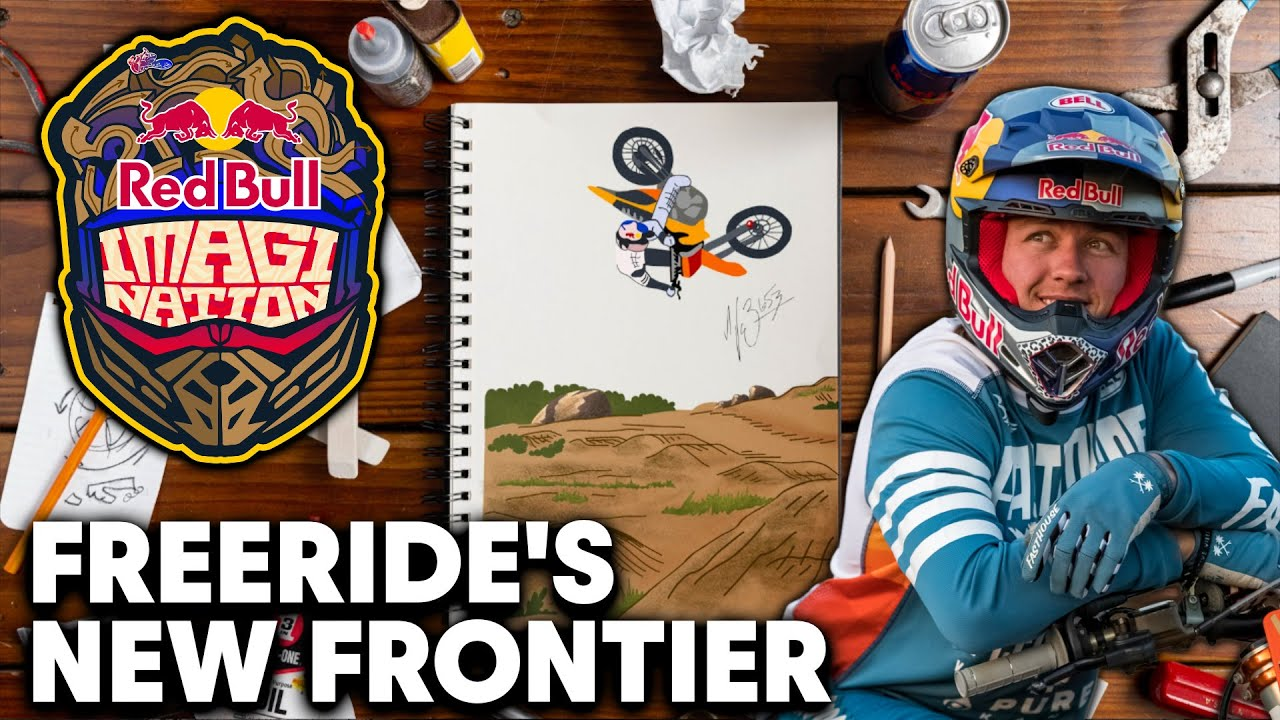 A New Kind of Freeride Competition is Coming | Red Bull Imagination