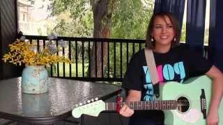 I RARO I TE TUMUNU Acoustic Cover by Angel Jones